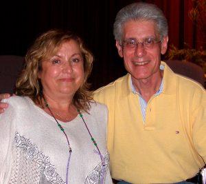 Màriat G. Bernabé y el Dr. Brian Weiss